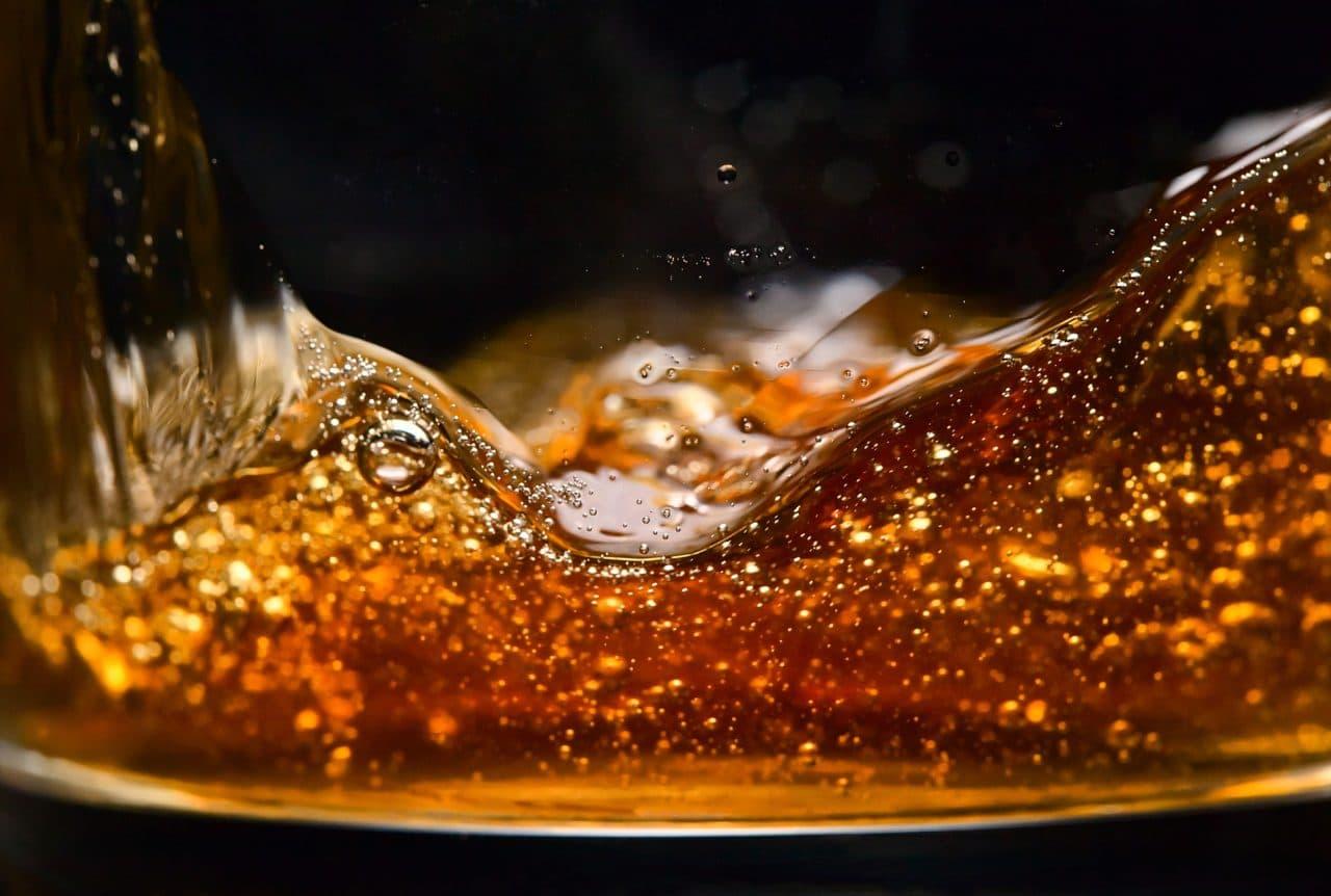 Whisky aus dem Fass