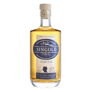Single Malt Sherry Cask