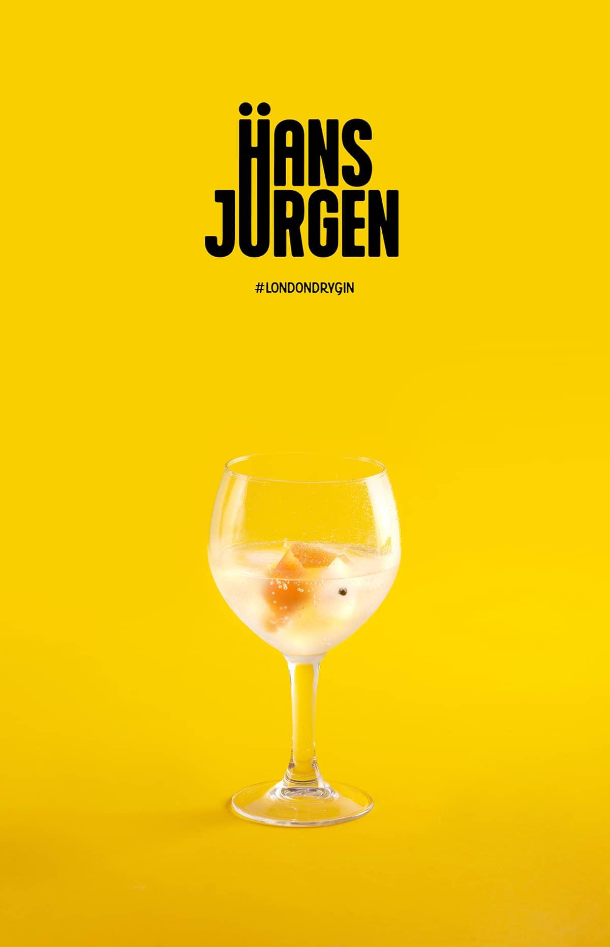 Hans Jürgen Heisszeit Gin Tonic Sommer