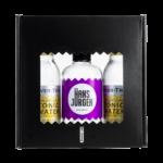 Hans Jürgen Gin Eiszeit mit Fever Tree Indian Tonic Water Geschenkbox