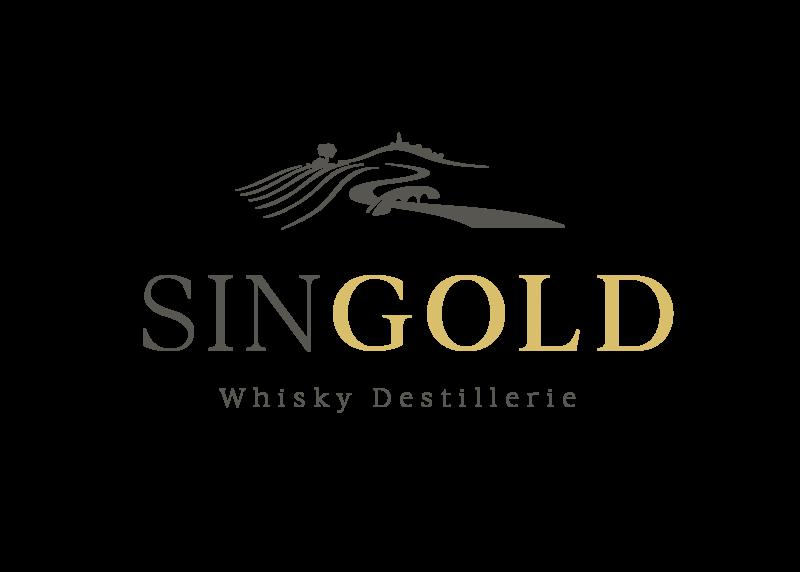 SinGold Whisky Destillerie Logo